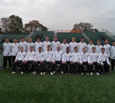2012 Men's Soccer Season Recap