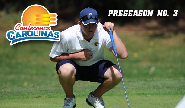 Coker Men's Golf Selected Third by Conference Coaches