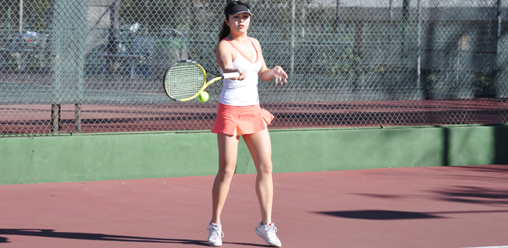 Nationally Ranked Athenas Post Win Against Caltech