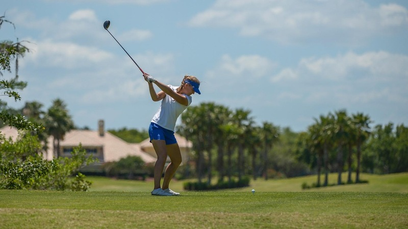 Women's Golf in Fourth, Abrahamova Third After Second Round of NEC Championships