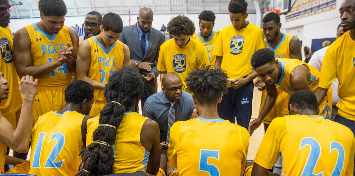 Prince George's Men's Basketball Travels To Garrett In Maryland JUCO Action On Saturday Night