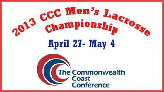 CCC Men's Lacrosse Tournament Pairings Announced