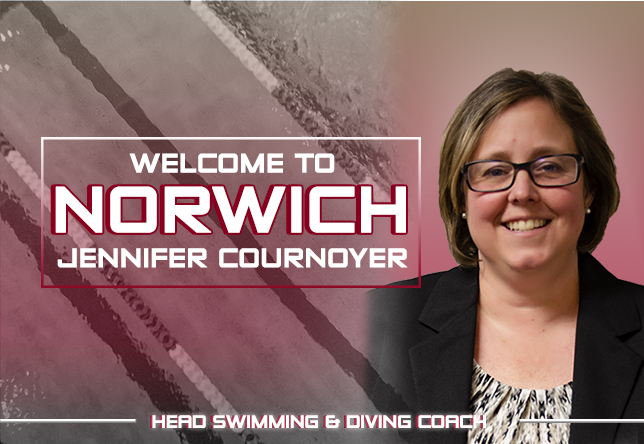 Swimming & Diving: Cournoyer tabbed to lead NU swimming and diving teams