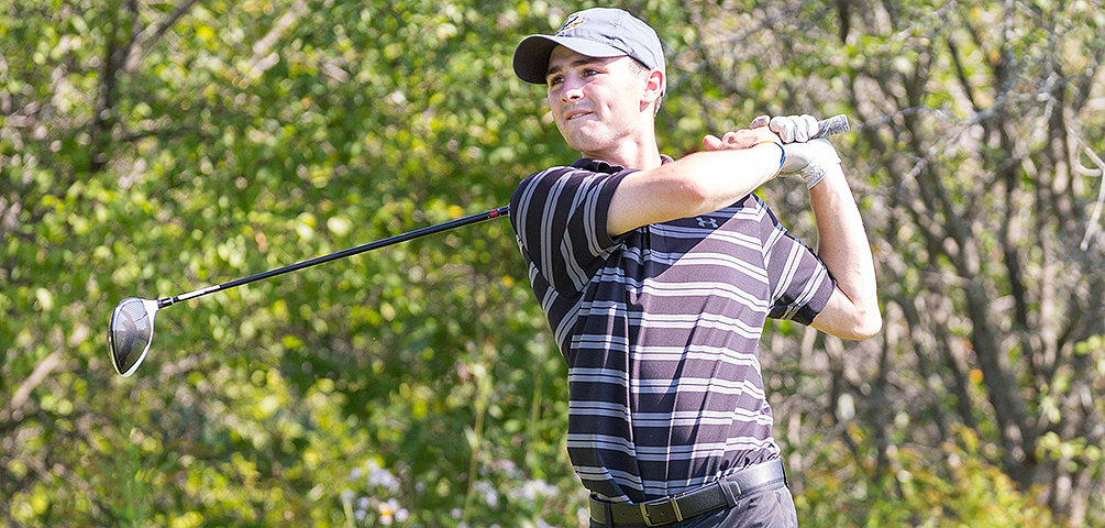 Mariners Sixth at MEIGA Championships; Chance Whittemore 12th