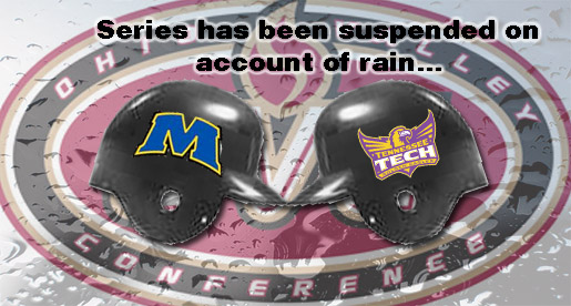 Tech vs. Morehead Series Delayed Due to Rain