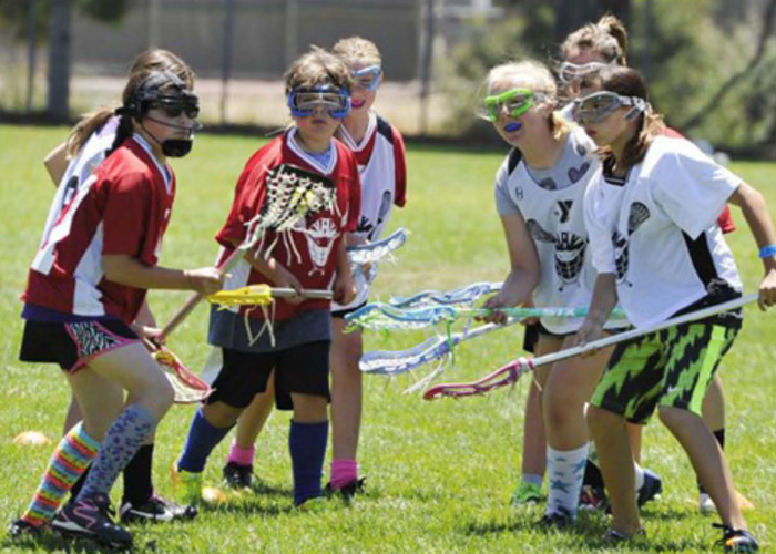 Men's lacrosse to host YMCA clinic