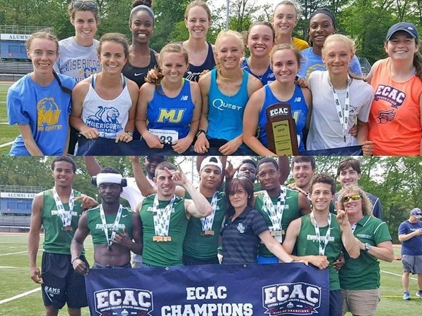 Farmingdale State Claims ECAC Men's Track & Field Championship