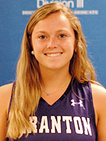 Offensive Athlete of the Week - Gracie McClatchy, Scranton