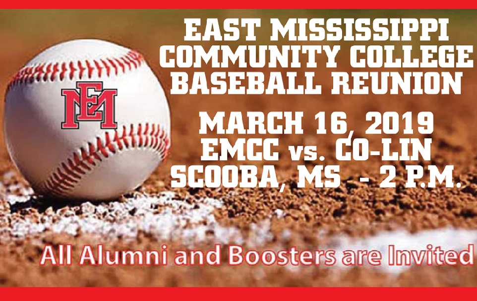 EMCC set to open MACJC baseball slate by hosting Co-Lin during Saturday's reunion activities