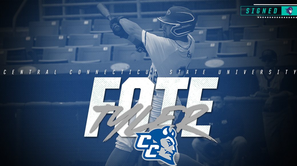 Bucs' Fote Signs With Central Connecticut State