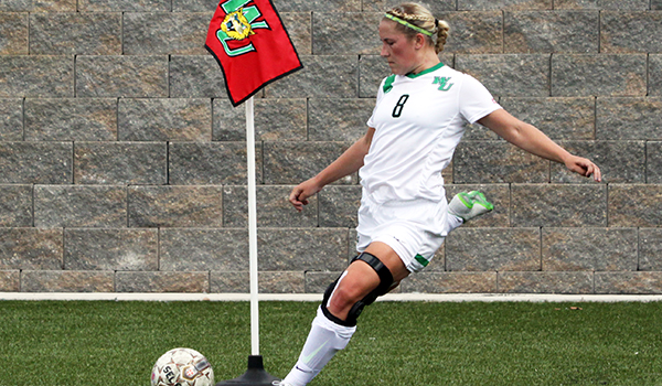 Second Half Goal Sinks Wilmington Women's Soccer, 1-0, at Post