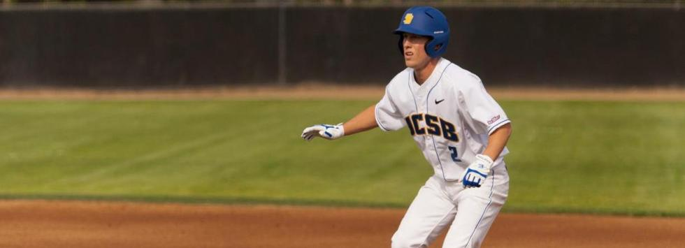 UCSB Baseball Heads to Cal Poly for Final Big West Weekend