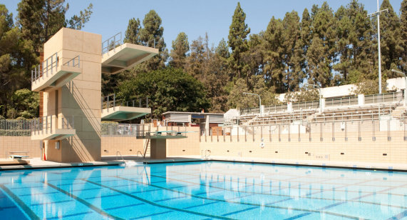 Gaucho Divers Finish Up Weekend at UCLA Invitational