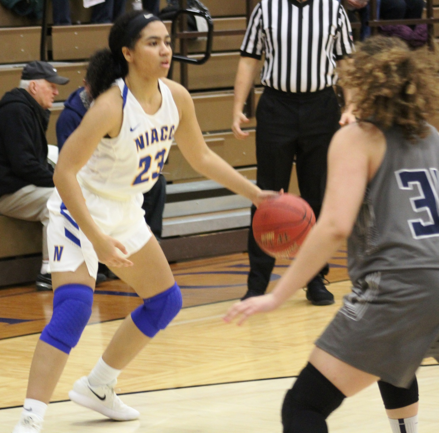 NIACC's Tayha Campeball is lone returning sophomore on the 2018-19 team.