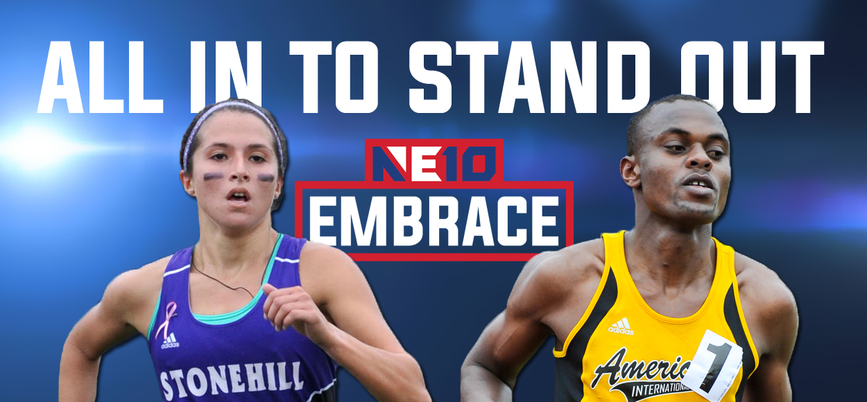 Borofski and Kipkosgei Earn All-America as USTFCCCA Honors NE10 Cross Country Student-Athletes