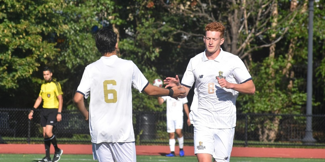 Men's Soccer Takes on Wentworth in a Mid-Week Battle