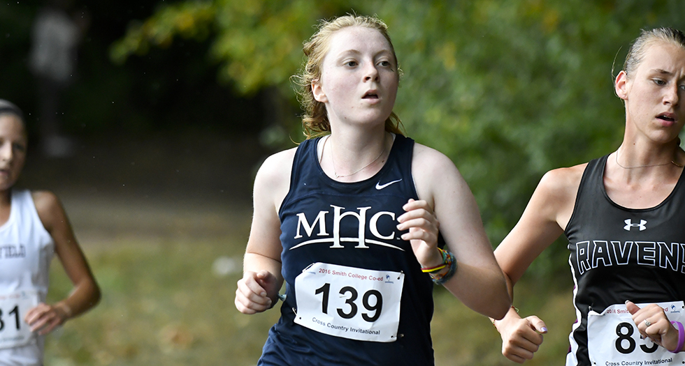 Cross Country Competes at Open New England Championships