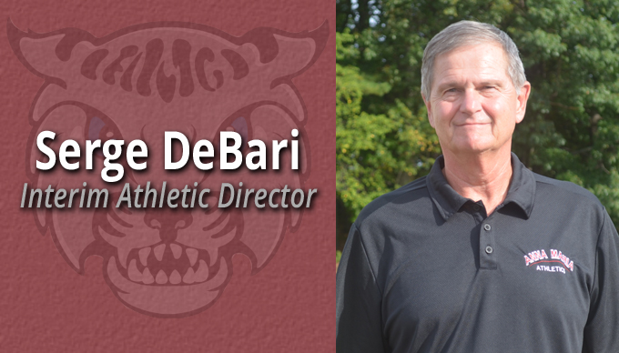 Anna Maria Names Serge DeBari as Interim Athletic Director