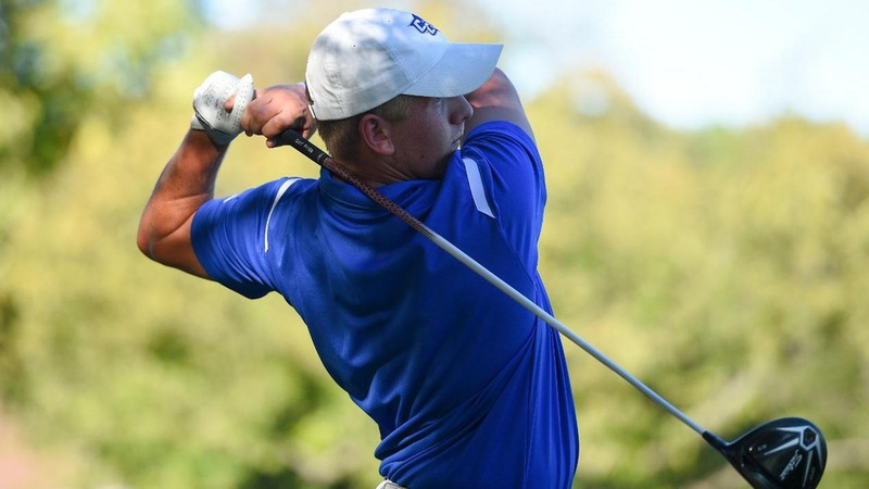 Men's Golf in Seventh Place After Day One of Macdonald Cup at Yale
