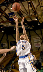 Gauchos Picked To Finish Second In Big West Standings By Coaches, Media