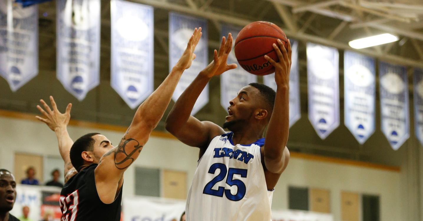 Landers and Wilson Pace Men's Basketball in Regional Win