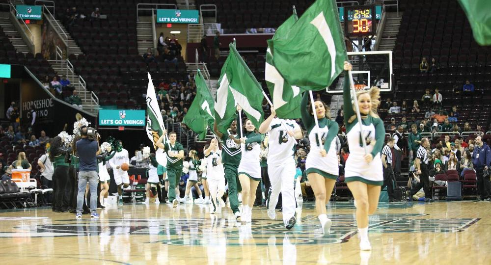 CSU Cheerleaders & Mascot to Appear on Thursday's TODAY Show