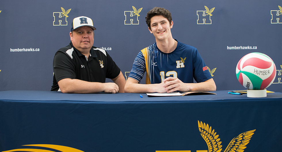 MEN'S VOLLEYBALL BOLSTER ROSTER WITH ADDITION OF ALBERT