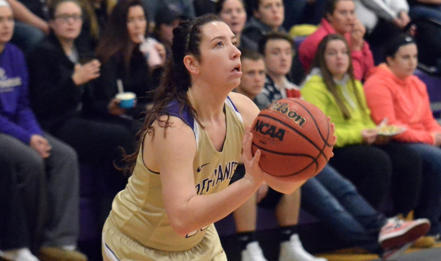 Women's Basketball Picked Ninth in Preseason Poll