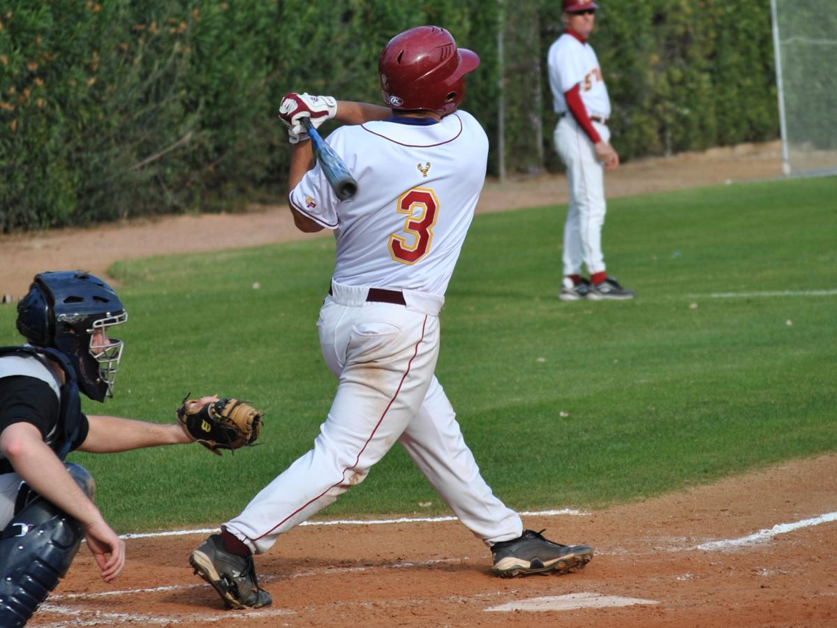 Baseball Loses to Top-Ranked Chapman