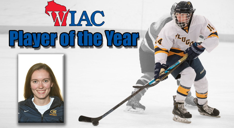 Wittig claims WIAC Player of the Year honors