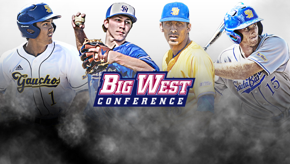 Quartet of Gauchos Earn All-Big West Honors