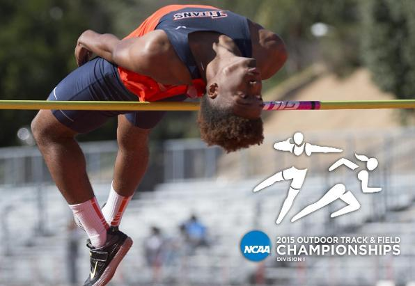 Titans Close Out First Day of NCAA West Region Championships