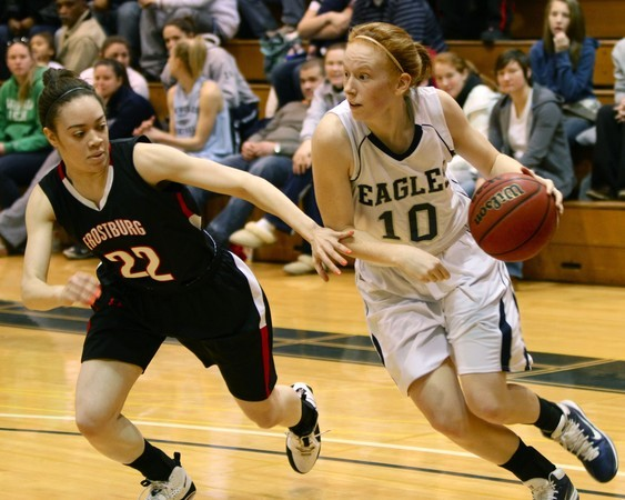 McRae Named CAC Women's Basketball Player of the Week