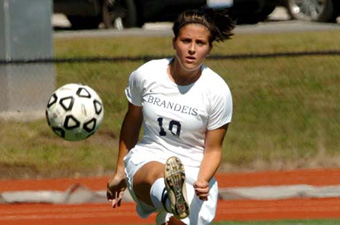 Women's soccer earns berth in ECAC semis with 3-0 win over Castleton State