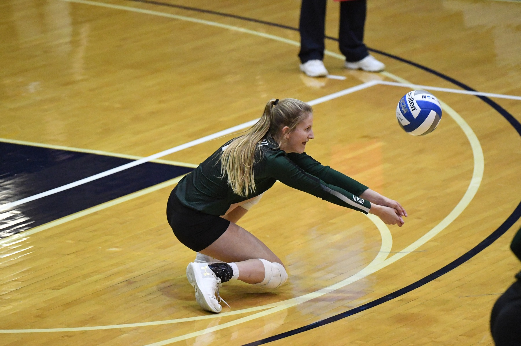 Volleyball Sweeps W&J and Chatham