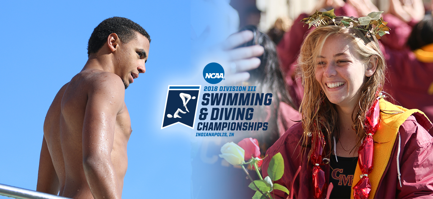 Kendall Hollimon and Maia Presti are heading to the NCAA National Championships.