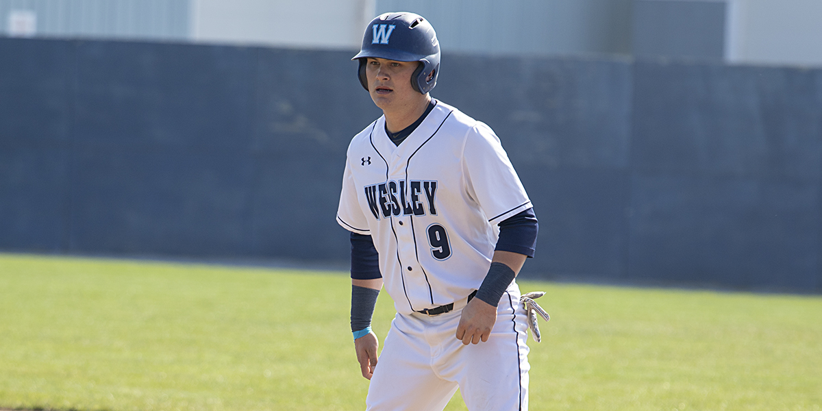Baseball edged by Eastern on the road