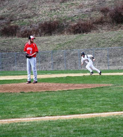 Baseball Team Swept At Home