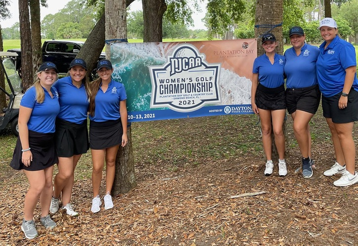 No. 14 Blinn Women's Golf Places 13th At Nationals