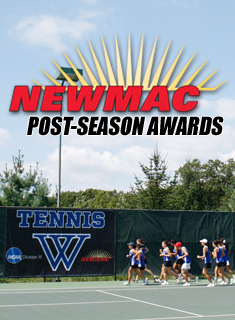 Five Wellesley Tennis Players Earn All-Conference Honors