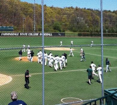 Baseball Advances to Sixth Straight Title Game