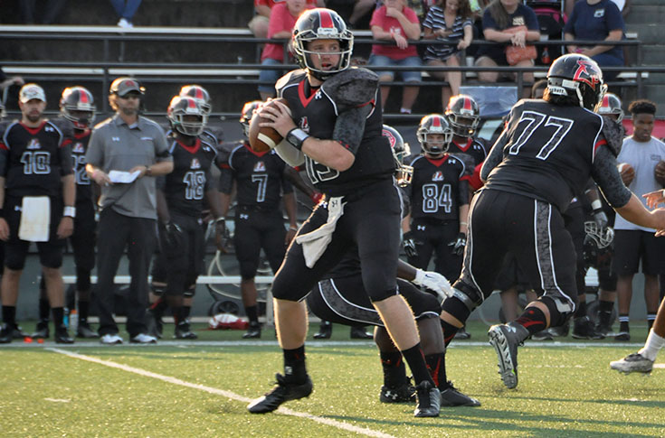 Football: Maryville deals Panthers heartbreaking loss in USA South battle