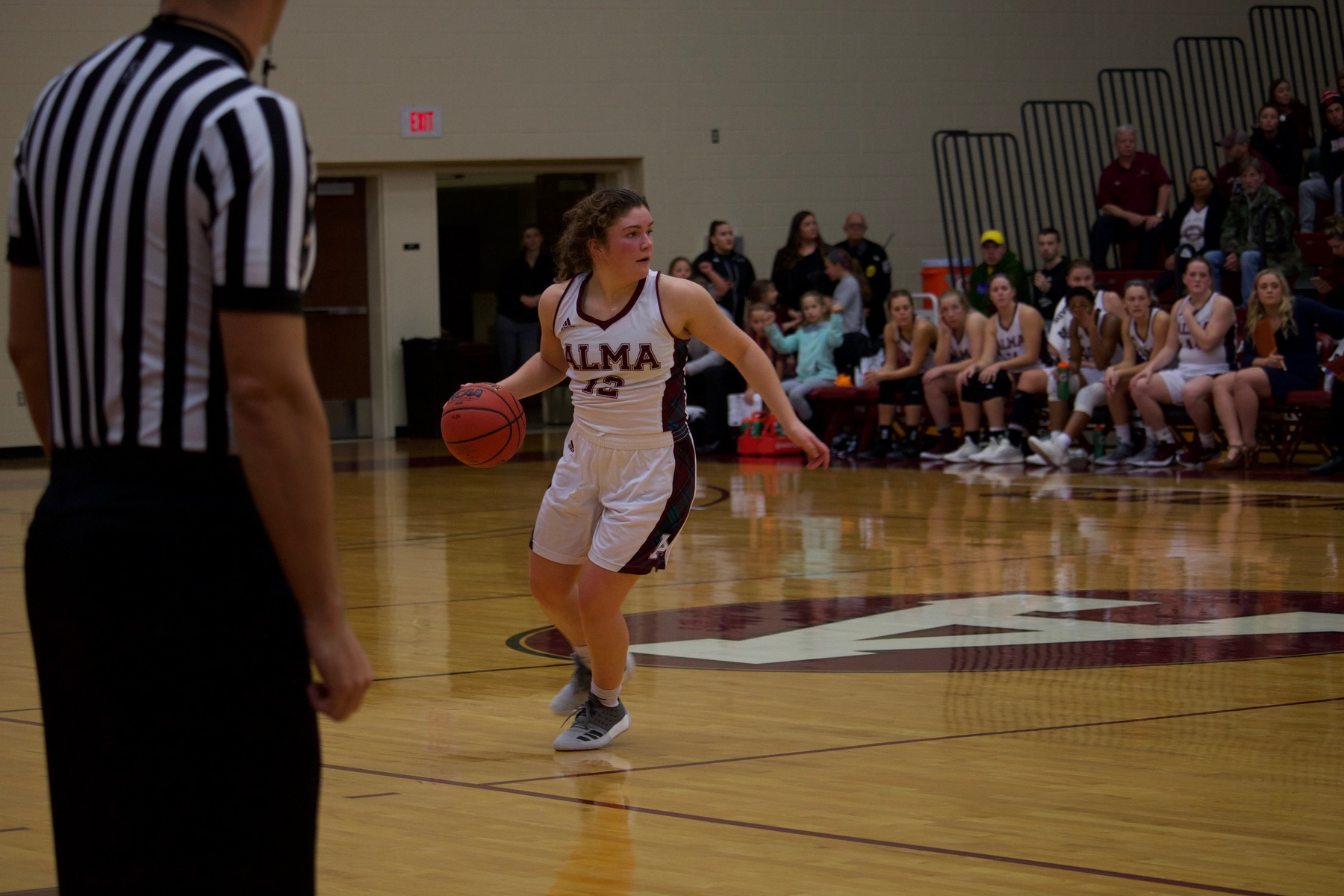 Women's Basketball Drops One At Hope Tip Off Classic