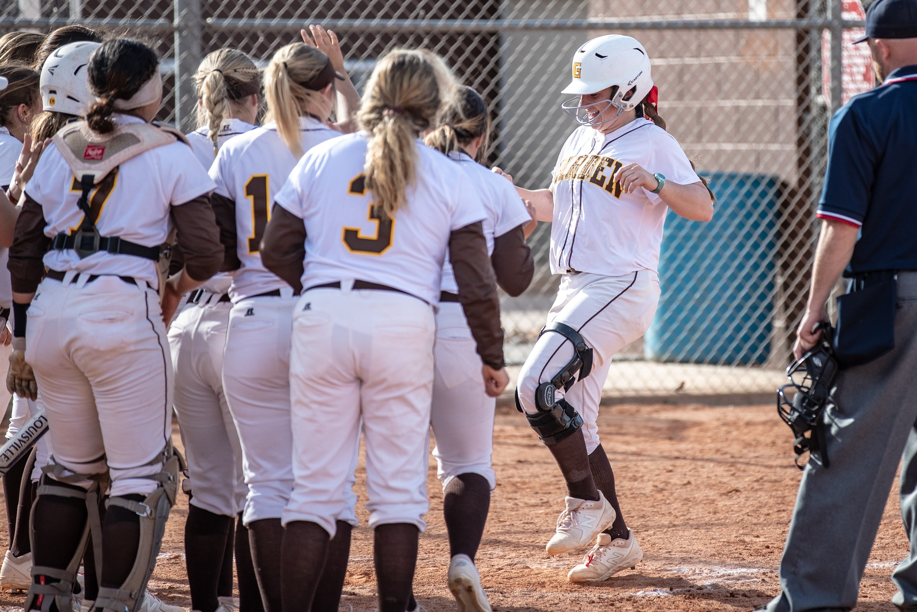Biller lights up Dodge City; Broncbusters roll in game two