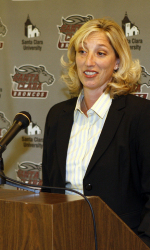 SCU Women's Basketball Adds Two To Staff