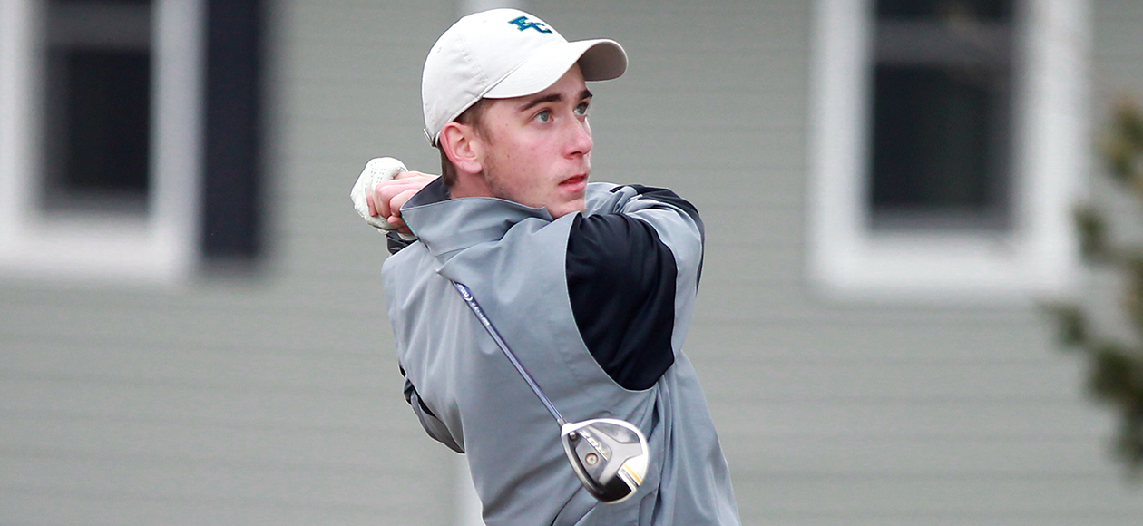 Men's Golf Positioned Ninth After Day One Of UMass Dartmouth Invitational
