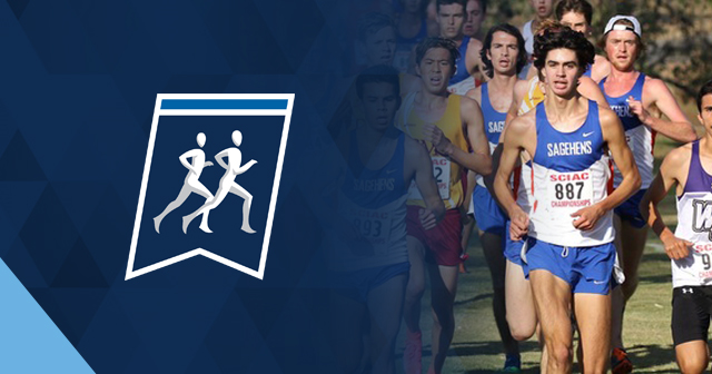 Pomona-Pitzer Cliches 2017 NCAA Men's Cross Country West Regional Title