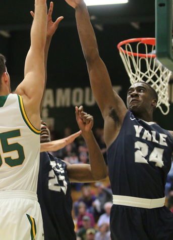 Miye Oni (photo courtesy of UVM sports information)