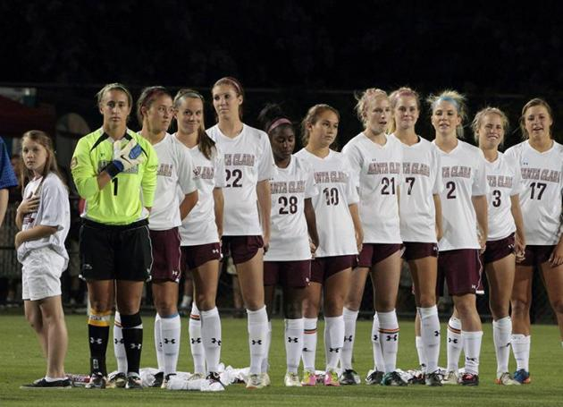 2011 Santa Clara Women's Soccer Season In Review