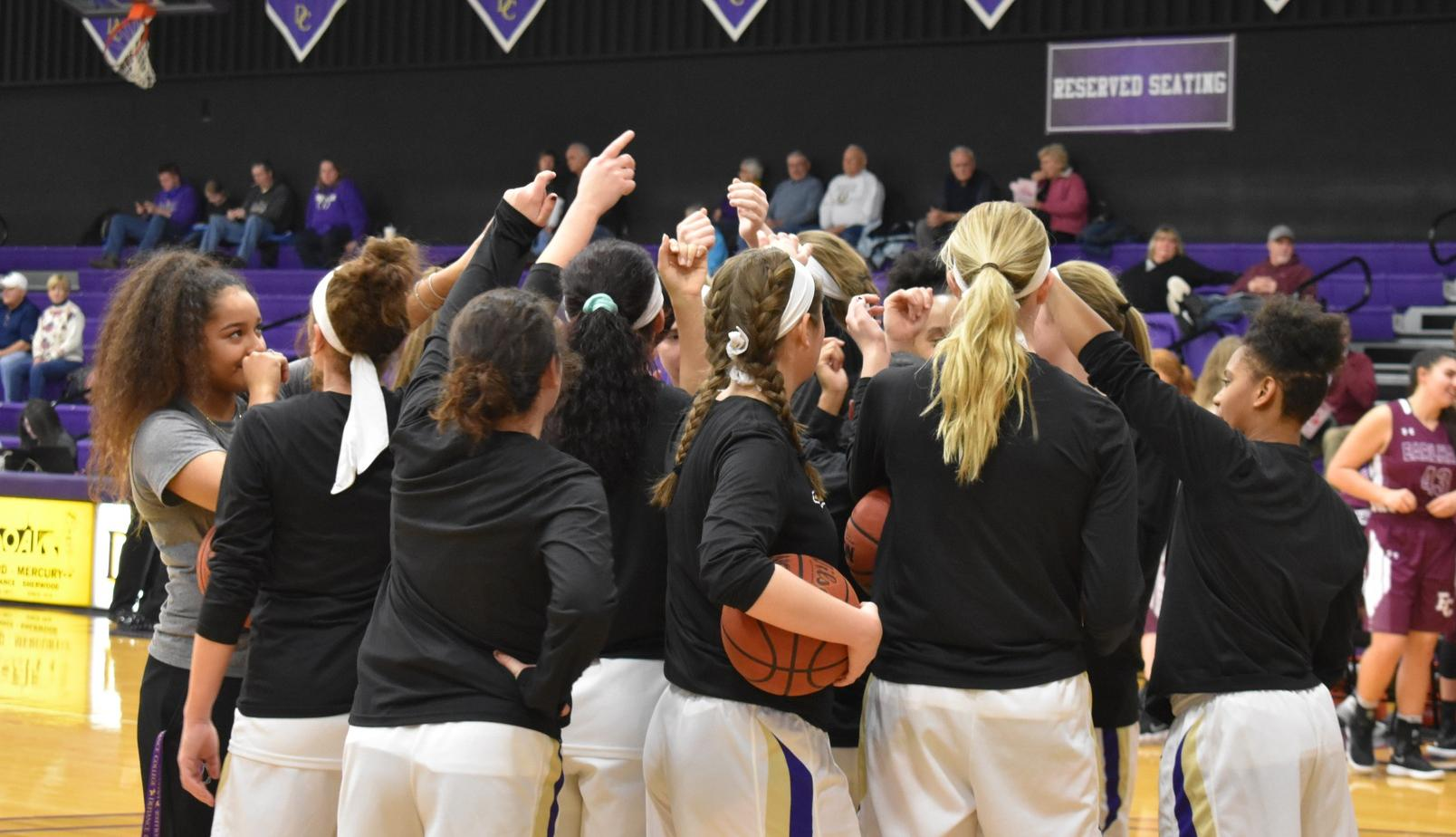 Women's Basketball Post Dominant Performance Against Anderson